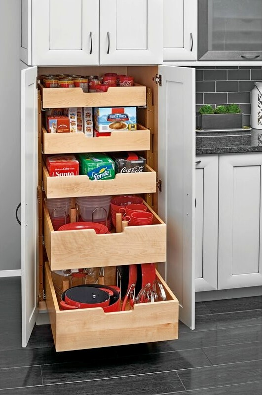 Kitchen-cabinet storage San Diego