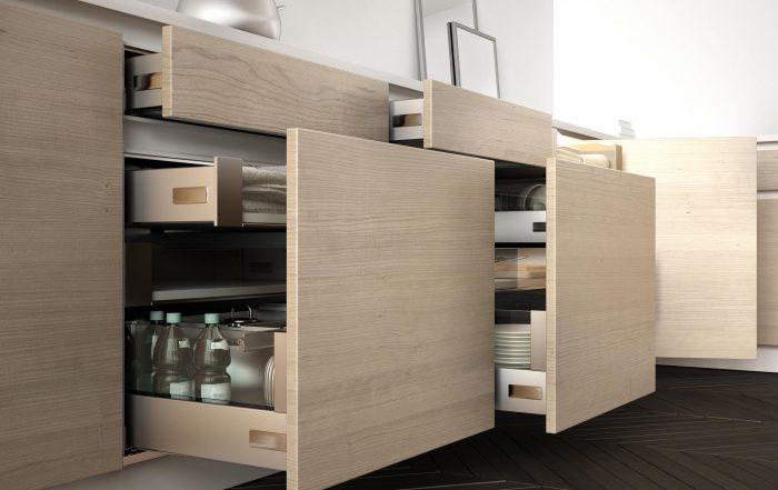 Kitchen-cabinet storage ideas