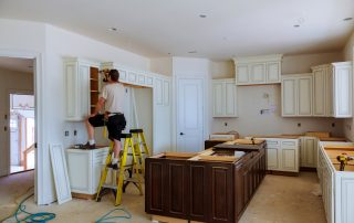 Who Will Remodel Your Kitchen or Bathroom.