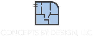 Concepts by Design, LLC Logo